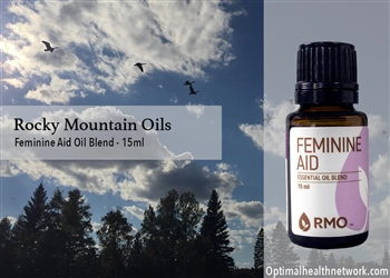 Feminine-Aid Essential Oil Blend