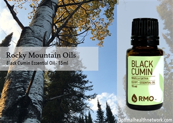 Black Cumin Essential Oil