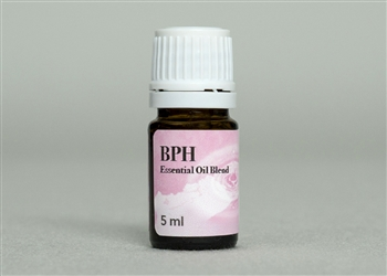 Essential Oil Blend For BPH: Frankincense, Myrrh, Orange, Balsam Fir, Sage- 5ml