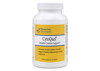 Researched Nutritionals CytoQuel  - 60 capsules