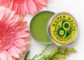 Super Salve Metal Tin 4 oz