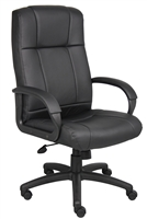 Boss Caressoft Executive High Back Chair