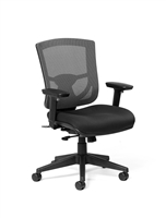 Soft Seat Mesh Back Office Chair