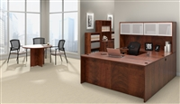 Executive Desks made in American Dark Cherry