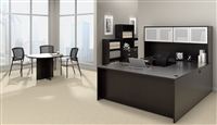Executive Desks made in American Espresso