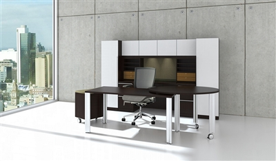 Cherryman Verde Executive Desks