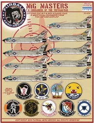 1/72 Mig Masters: F-8 Crusaders of the Vietnam War