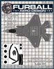 1/48 F-35B Vinyl Mask Set for the Kittyhawk Kit