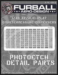 1/48 US Chaff/Flare Dispensers