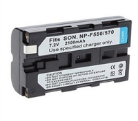 Rechargeable Battery NP-F550A