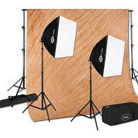 Studio Lighting Kit for Photography And Video Production 650 Watts