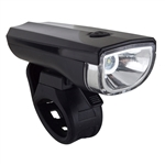 Front LED bicycle headlight
