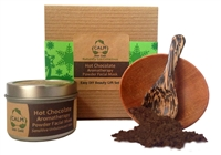 CALM Natural Eco Friendly Skin Care DIY Gift Set Hot Chocolate Aromatherapy Facial Mask