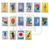 Loteria Air Fresheners by Xochico