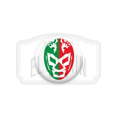 "Dr. Wagner Jr. 1"" (Inch) Button"