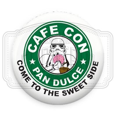 "Come to the Sweet Side 1.25"" (Inch) Button"