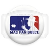 "Mas Pan Dulce - 1.25"" (Inch) Button"