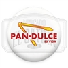 "Pan Dulce Es Vida - 1.25"" (Inch) Button"