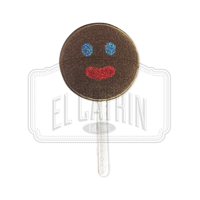 Paleta Payaso Embroidered Patch