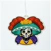 Fúchila Air Fresheners - La Catrina - (Lemon Burst) Air Freshener