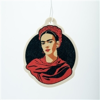 Fúchila Air Fresheners - La Mera Frida - (Plumeria) Smells like a bouquet of flowers.