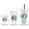 La Reina part 2 Limited Edition SBux Reusable Tumbler