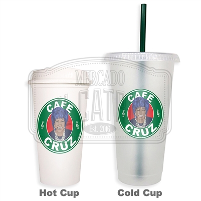 Cafe Cruz - SBux Reusable Tumbler