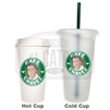 Cafe Chavez - SBux Reusable Tumbler