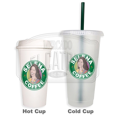 Cafe Selena 3 - SBux Reusable Tumbler