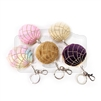 "Pan Dulce ""Concha"" Key Chain"