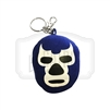 Blue Demon Key Chain