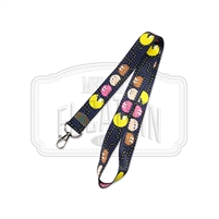Pan Man Lanyard