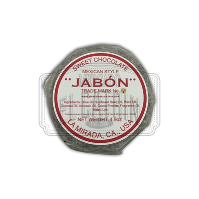 Jabon (Soap) de Chocolate