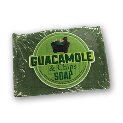 Guacamole & Chips Soap