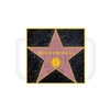 Selena Star Sticker