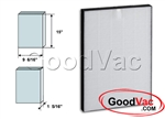 Sharp Non-OEM HEPA FZ-A40SFU HEPA Filter by GoodVac