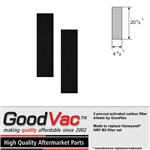 Carbon Pre-filter for Honeywell HHTc by GoodVac