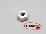 Nut for Kirby field and bearing plate screws