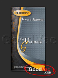 Kirby Ultimate G manual