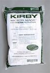 Kirby Ultimate G Diamond Edition Disposable HEPA bags 9 pack