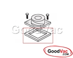 Hoover Bearing Block Gasket