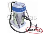 Mercury Storm Wet/Dry Vacuum - 20 Gallon Wet/Dry Tank, Chrome, with Tool Kit