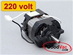 Rainbow E2 series power nozzle motor 220V