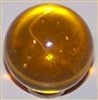 25mm Crystal Yellow Each