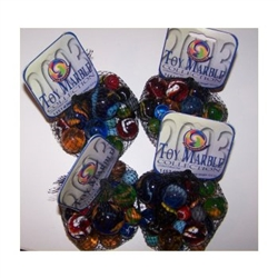 *Mega Marbles ONE NET BAG SET 2003 Limited Edition