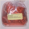 Glitter Polyester Flakes Golden Orange 1-lb P0725HX