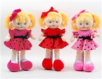 "14""  JULIA DOLL COLLECTION (3)"