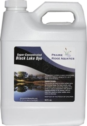 Prairie Ridge Aquatics Black Lake Dye (32oz)
