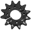 12 Tooth Split Drive Sprocket