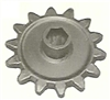 Hex Shaft Auger Sprocket